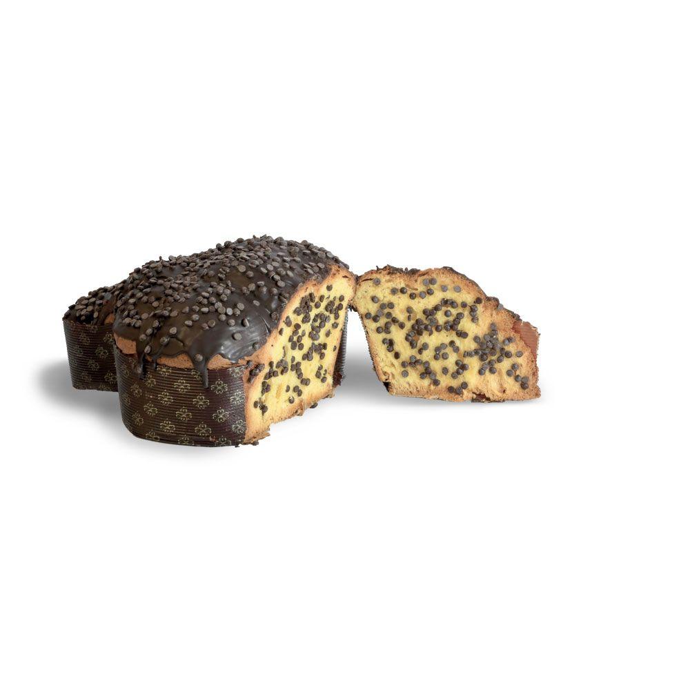 Colomba gocce di cioccolato