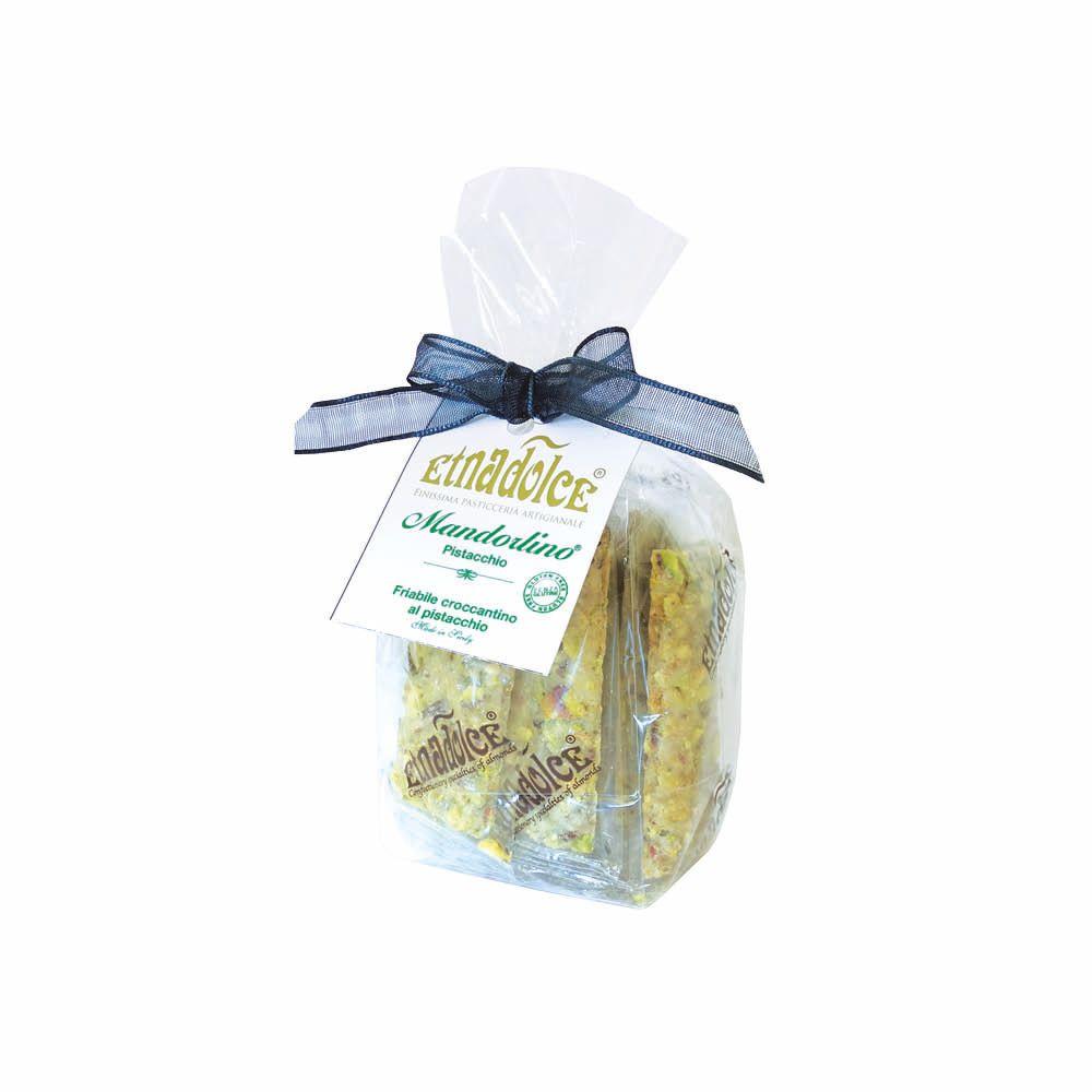 Mandorlino al pistacchio in busta 100g