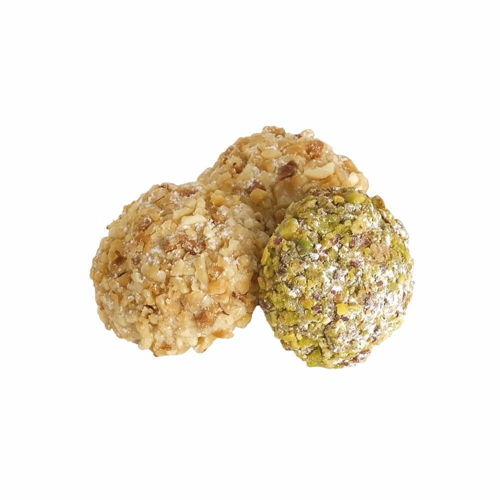 Almond Biscuits of Almond, Pistachio, Hazelnut loose