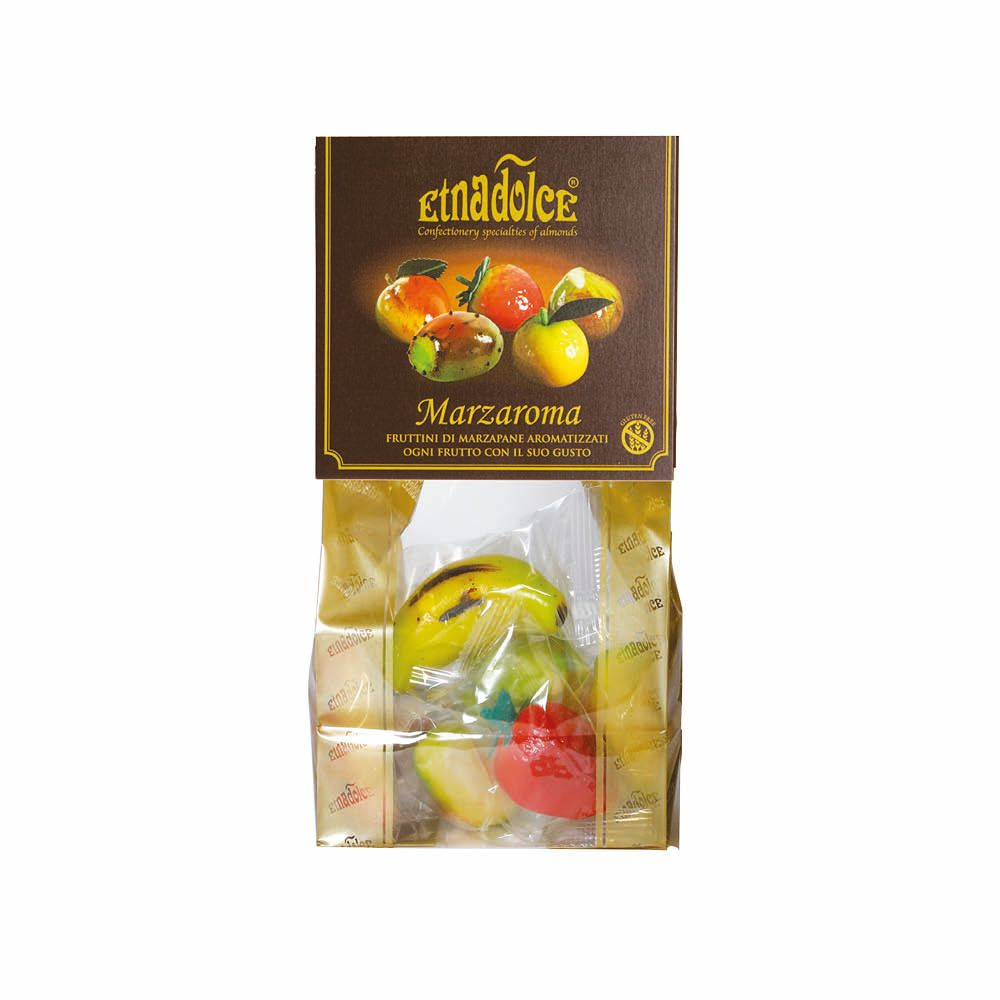 Marzaroma Marzipan Fruit Flavored in envelope  250 g