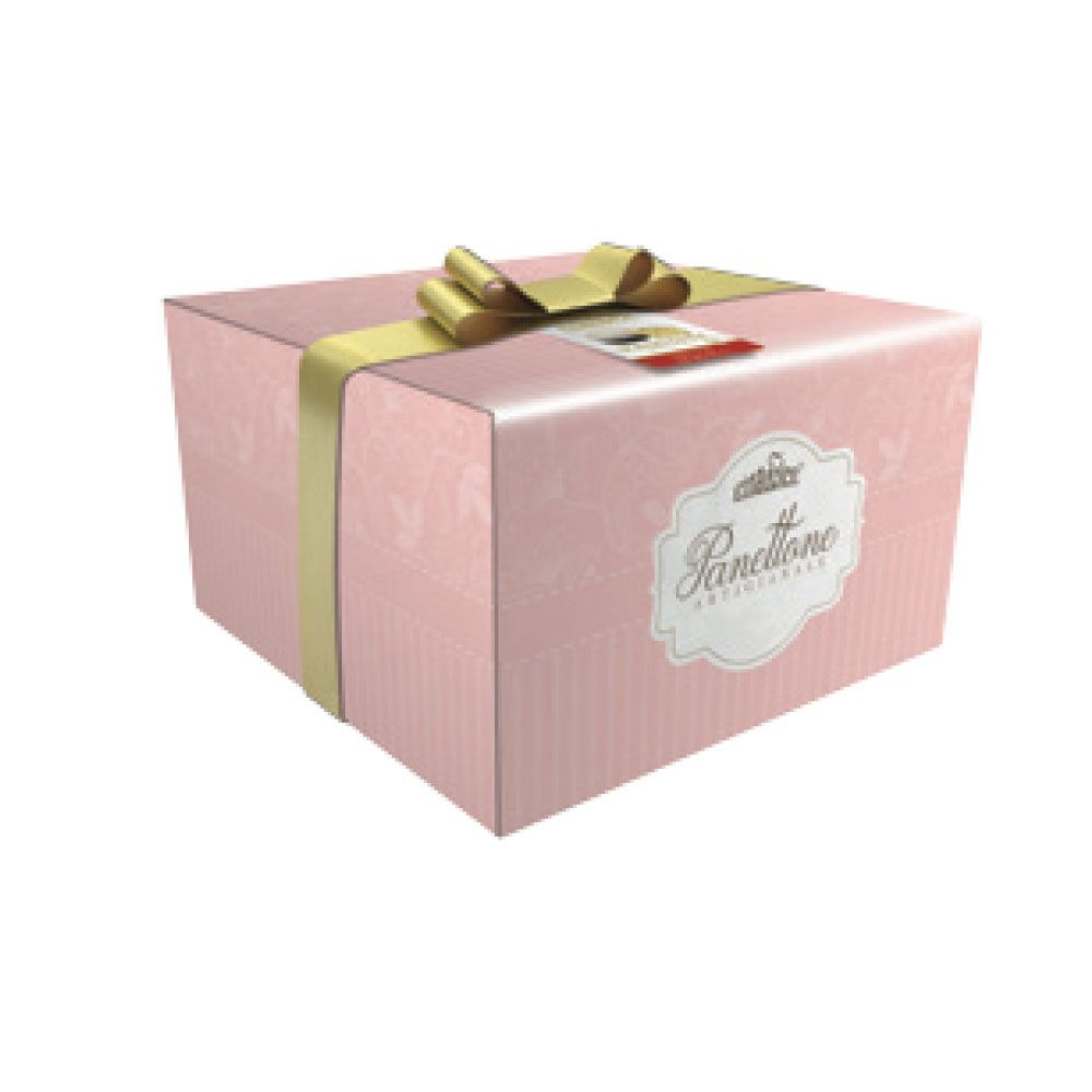 Panettone Wild Berries box
