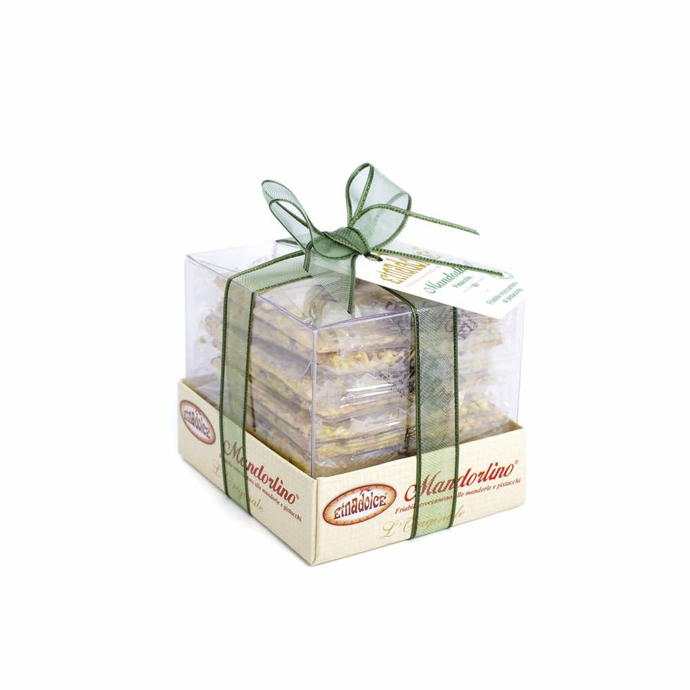 Pistachio Crunchies Pvc Box