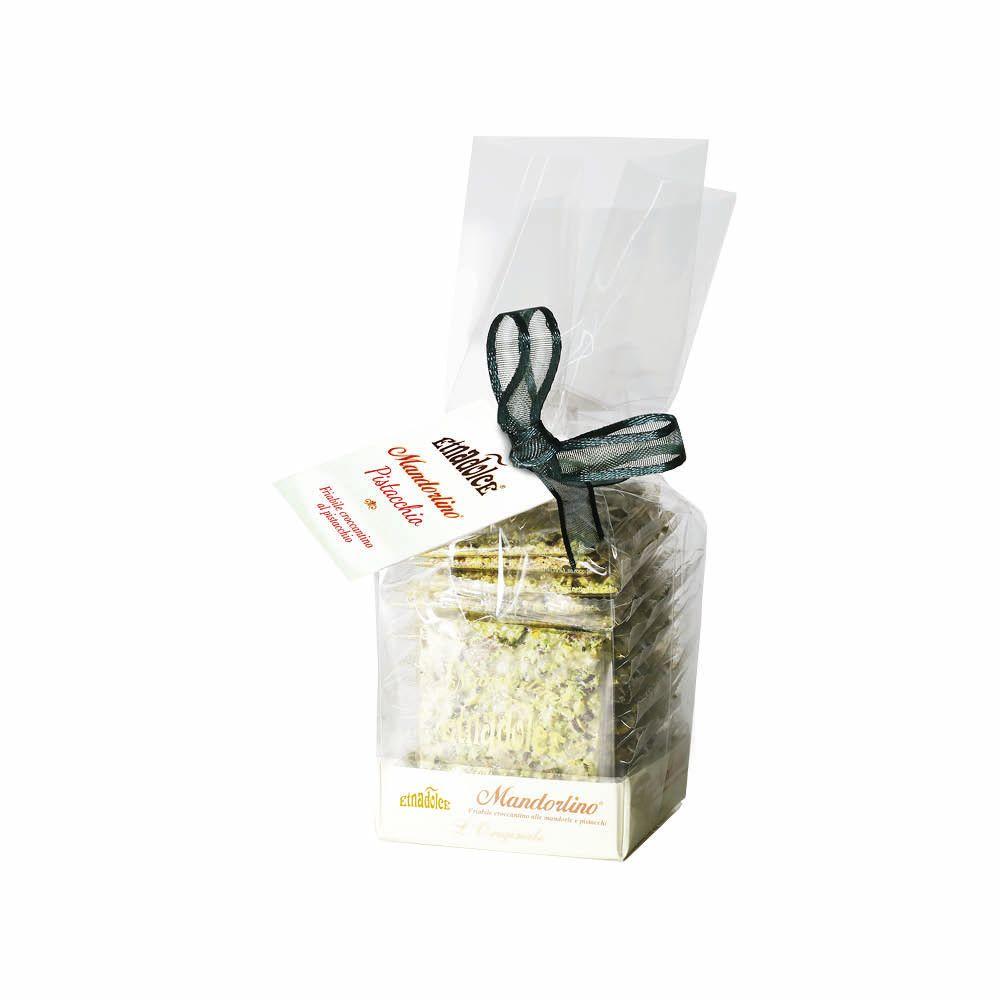 Mandorlino al pistacchio busta 300g