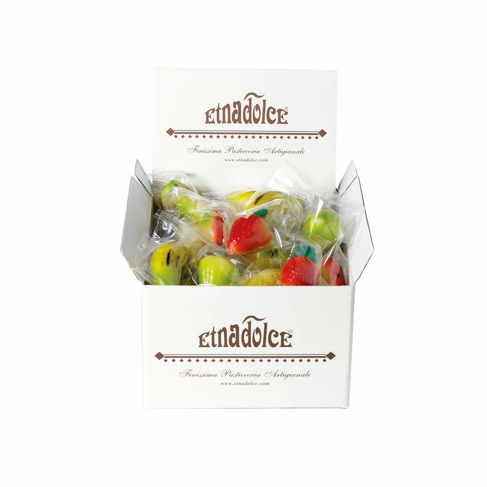 Marzaroma Marzipan Fruit Flavored loose in flowpack