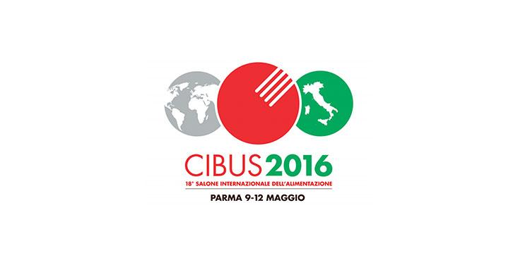 CIBUS 18° Salone Internazionale dell'Alimentazione – 9/12 Maggio 2016